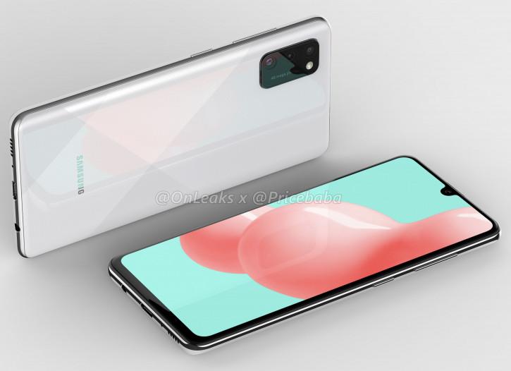Раскрыли дизайн Samsung Galaxy A41 с тройной камерой – фото 2