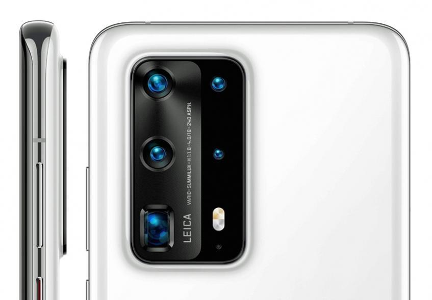 Рассекречена камера весеннего флагманского смартфона Huawei P40 Pro - 1