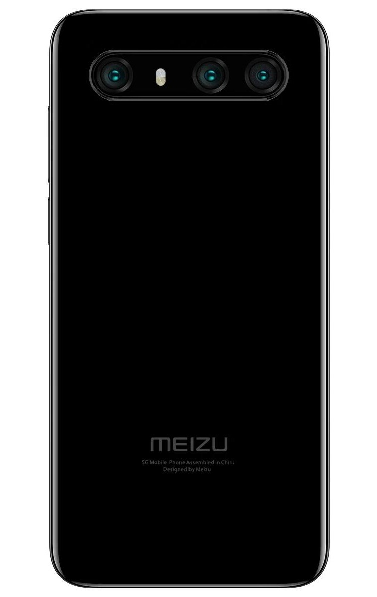 Рендер раскрыл компоновку камеры флагманского смартфона Meizu 17