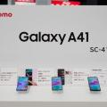 Samsung Galaxy A41 представили в Японии – фото 1