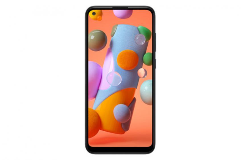 Samsung раскрыла новый бюджетный смартфон - 1