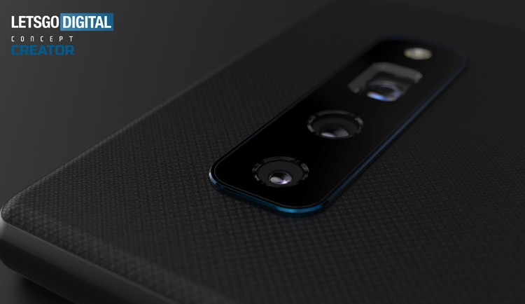 Смартфон Samsung Galaxy Note 20 5G красуется на концепт-рендерах