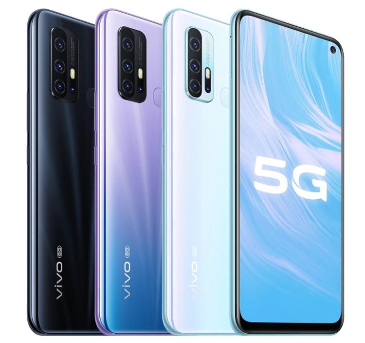 В семейство смартфонов Vivo X50 войдёт модель с поддержкой 5G