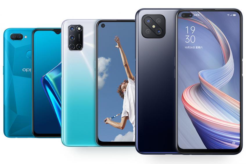 Анонс Oppo A12, Oppo A52 и Oppo A92s: от бюджетника до 5G-смартфона – фото 1