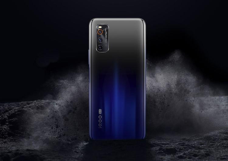 Мощный смартфон iQOO Neo 3 5G показался на пресс-изображении
