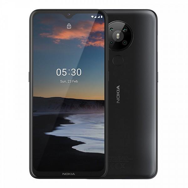 Антикризисный смартфон Nokia 5.3 на чистом Android 10 приехал в Россию