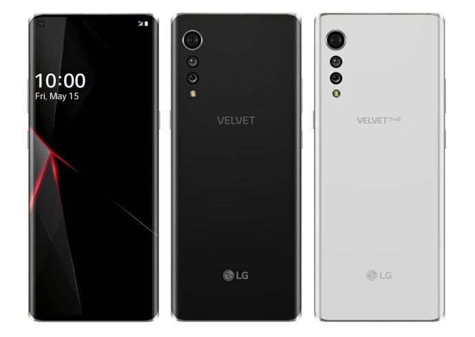 Качественные изображения LG Velvet – фото 2