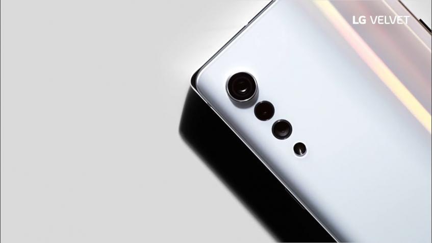 LG Velvet на официальном видео: дизайн и железо подтверждены