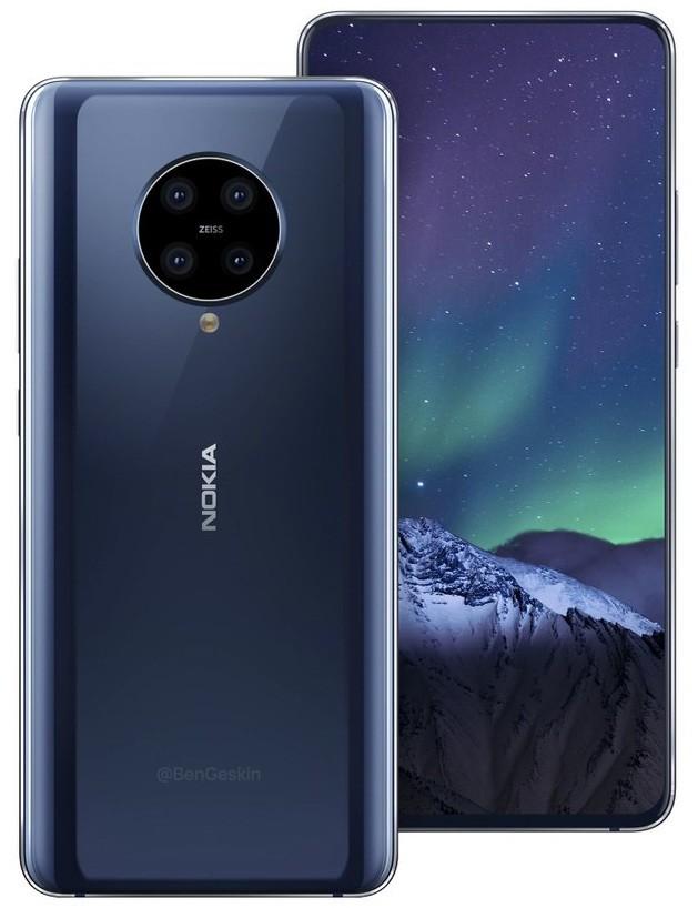 Nokia 9.3 PureView может получить идеальный дисплей
