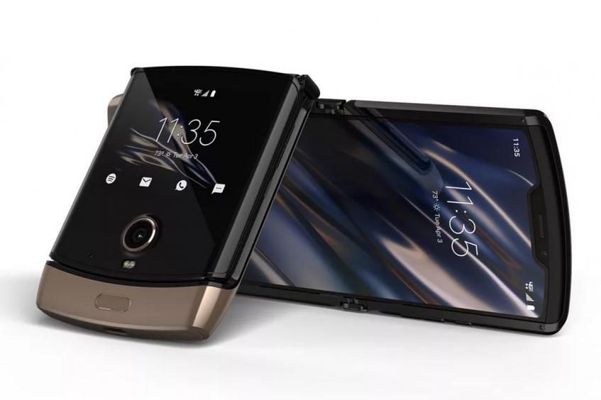 Новая версия Motorola Razr поступила в продажу