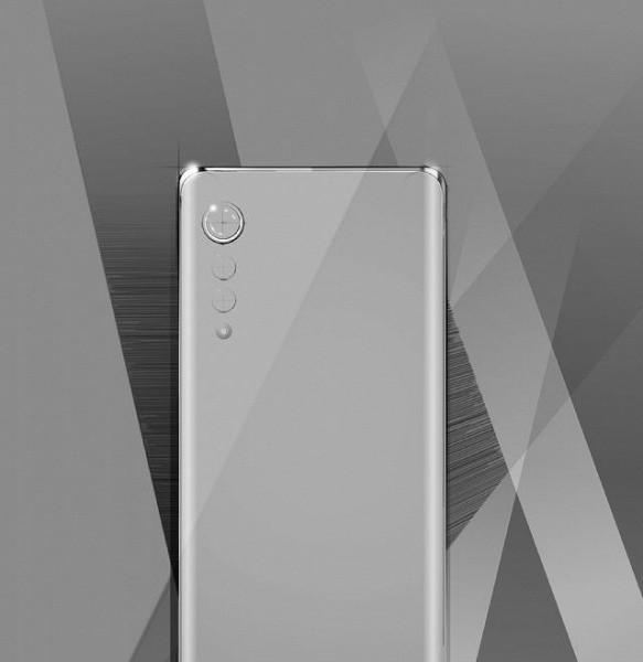 Новый флагман LG выглядит изящно. Смартфон ожидается 9 мая