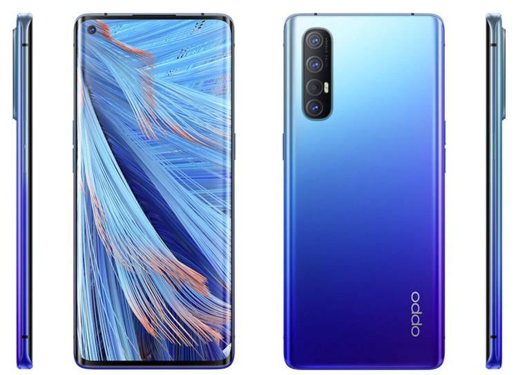 OPPO оборудует смартфон Find X2 Neo 5G квадрокамерой и чипом Snapdragon 765G