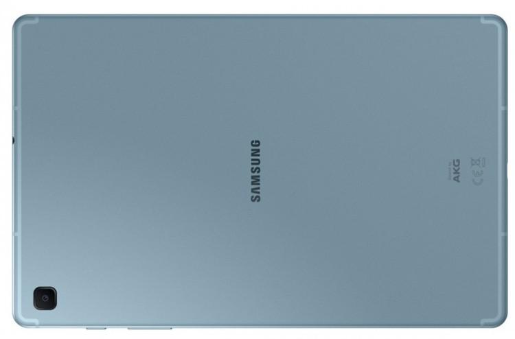 Планшет Galaxy Tab S6 Lite показался на сайте Samsung в двух версиях