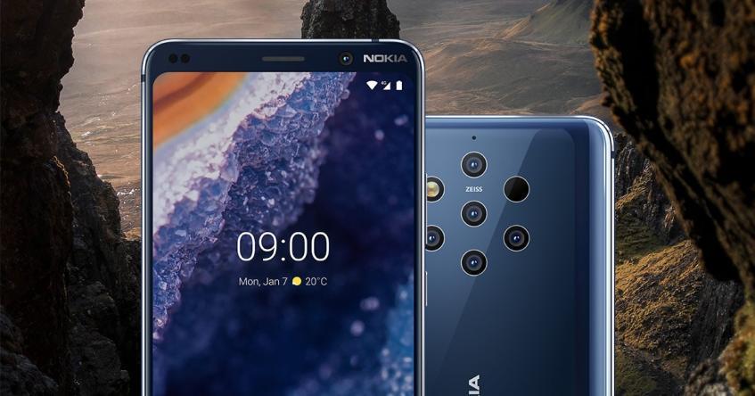 Подробности о камере флагмана Nokia 9.2 PureView (Nokia 9.3 PureView) – фото 2