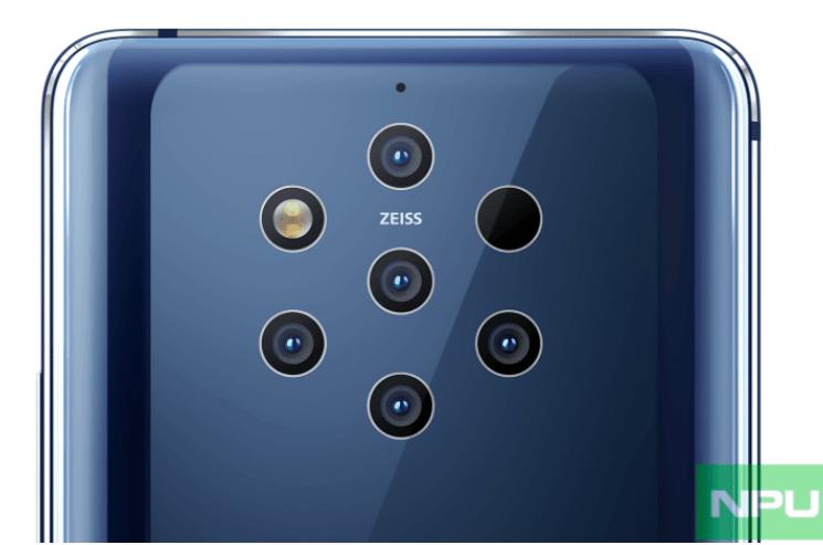 Подробности о камере флагмана Nokia 9.2 PureView (Nokia 9.3 PureView) – фото 1