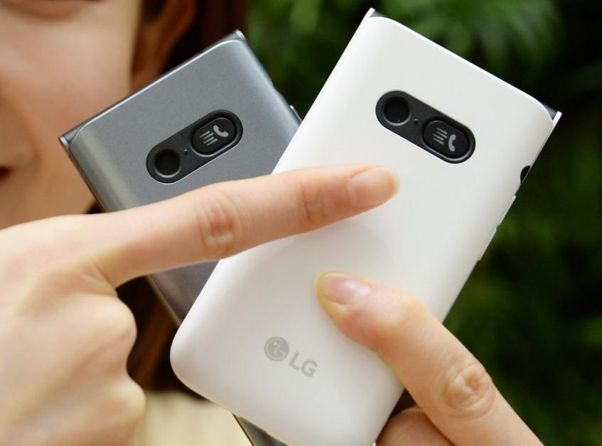 Представлен LG Folder 2: для тех, кто ностальгирует по классическим раскладушкам – фото 2