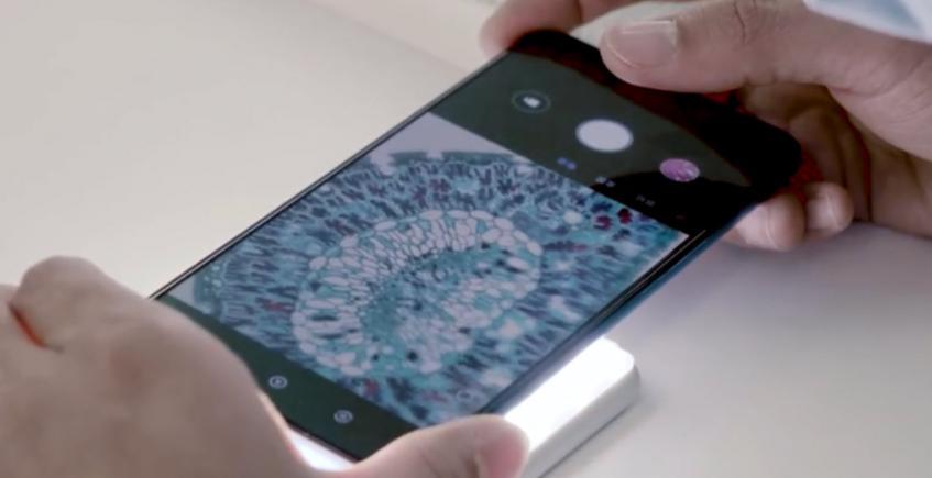 Redmi K30 Pro превратили в реальный микроскоп. Это сделала сама Redmi