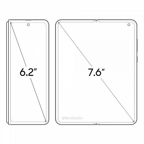 Samsung Galaxy Fold 2 выглядит гораздо лучше оригинала. Первые качественные изображения