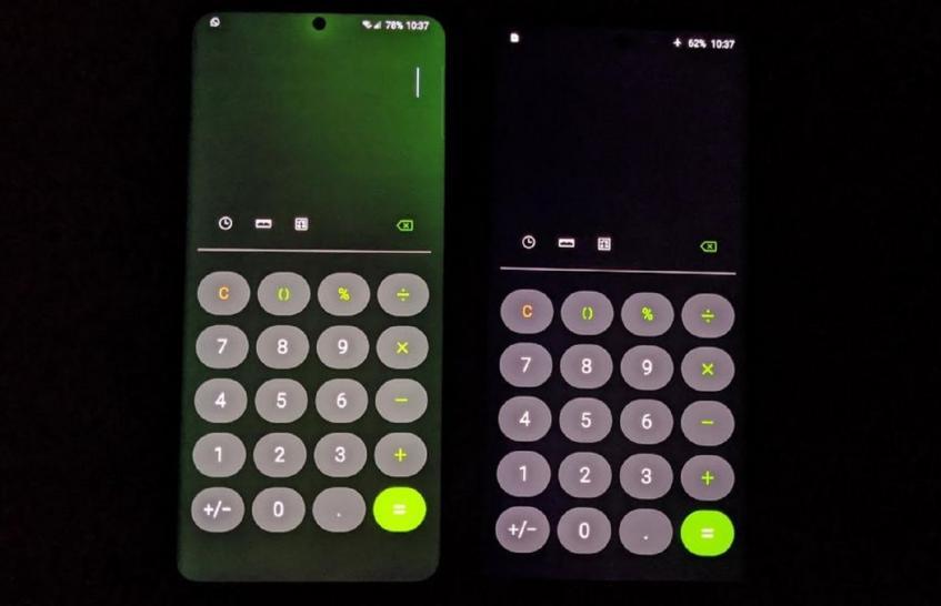 Samsung исправит проблему с экранами Galaxy S20 Ultra, которую сама же и создала