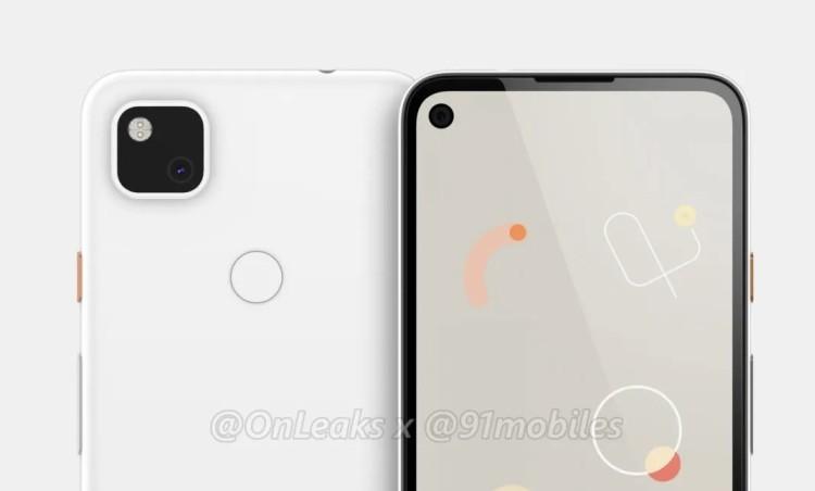 Смартфон Google Pixel 4a могут выпустить уже в мае - 1
