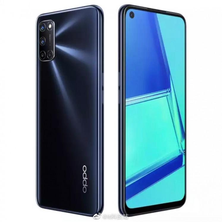 Смартфон OPPO A52 позирует на качественных рендерах - 3