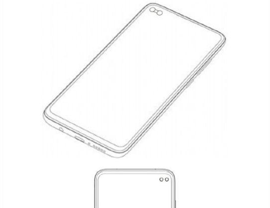 Так может выглядеть Redmi Note 9. Появились новые эскизы