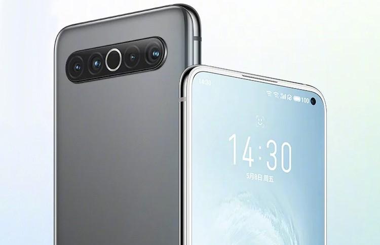 Смартфону Meizu 17 Pro приписывают наличие лидара