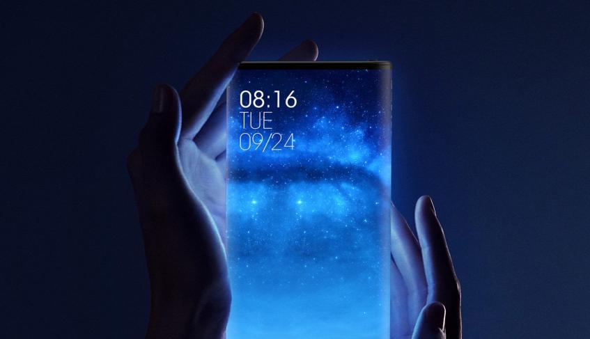 Xiaomi Mi Mix 4 неожиданно появился в Сети и показал свои возможности