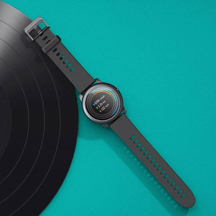 Xiaomi представила стильные смарт-часы Solar с круглым дисплеем за