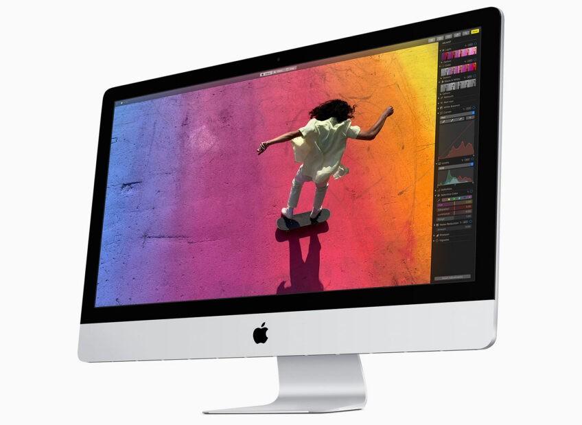 Apple iMac образца 2020 года не получит Face ID