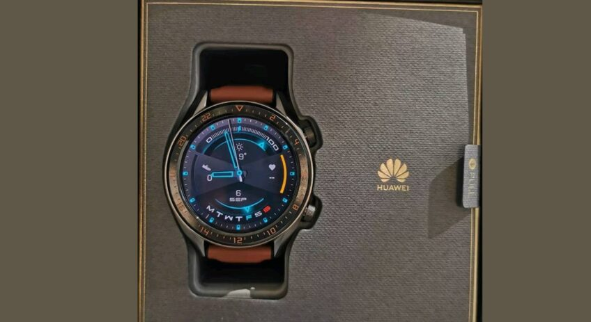 Часы Huawei Mate Watch с Harmony OS и смартфон Huawei Mate 40 выйдут раньше срока