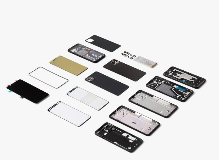 Дизайнер Google Pixel 4 показал телефон в неизданных цветах и формах