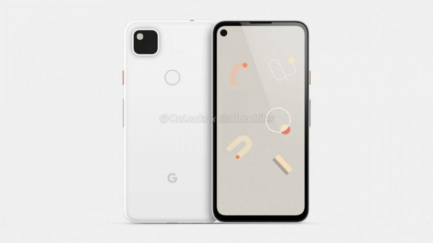 Google Pixel 4a уже появился в магазинах