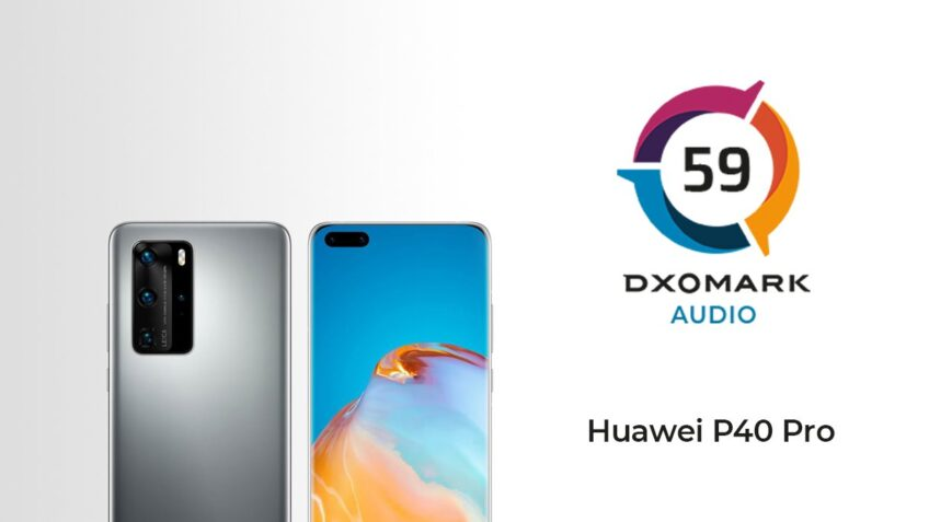 Huawei P40 Pro не повеселит любителей хорошего звука. Это подтвердили DxOMark – фото 3