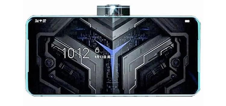 Игровой телефон Lenovo Legion прошел сертификацию с 45-Вт зарядкой