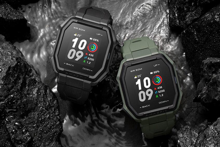 Неубиваемые умные часы AmazFit Ares поступают в продажу у себя на родине
