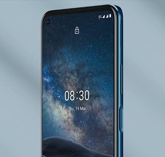 Nokia 8.3 5G: недешевый 5G-смартфон с квадрокамерой – фото 2