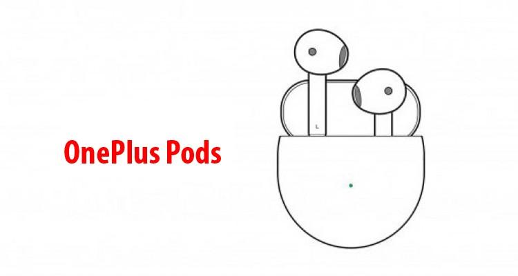 Доказан скорый выход целиком беспроводных стереонаушников OnePlus Pods