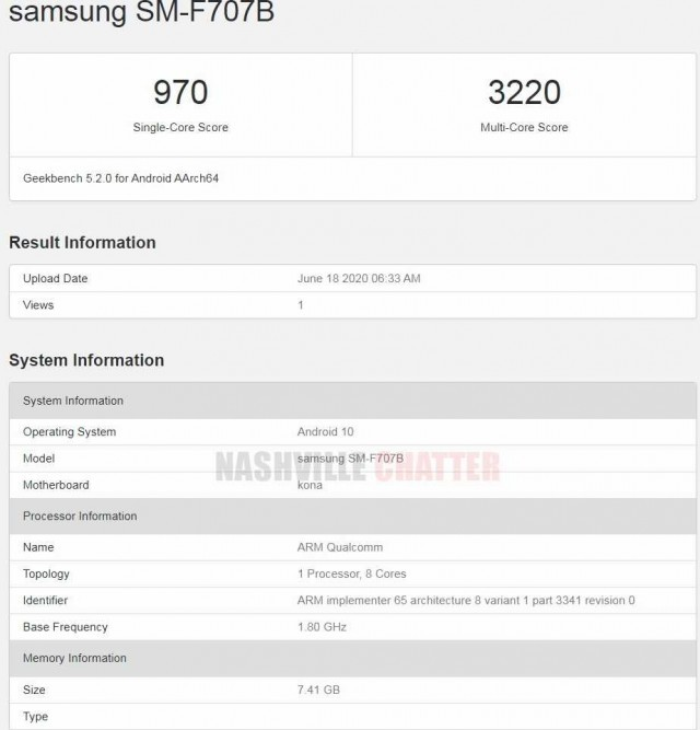 Samsung Galaxy Z Flip 5G сделали апдейт аппаратной платформы – фото 1