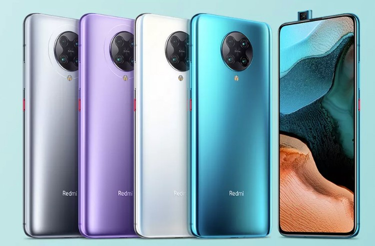 Телефон Redmi K30 Pro стал доступен в конфигурации с 12 Гбайт оперативки