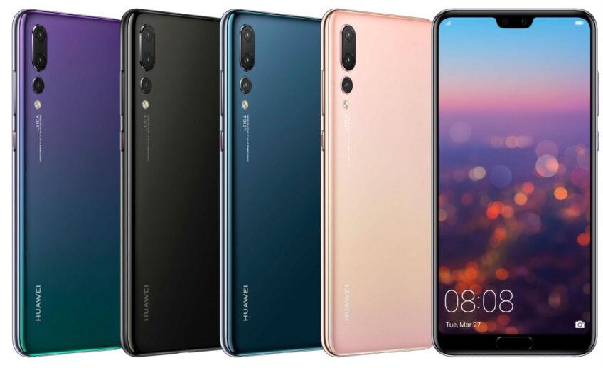 У пользователей Huawei P20 праздник. Они получили EMUI 10 на базе Android 10