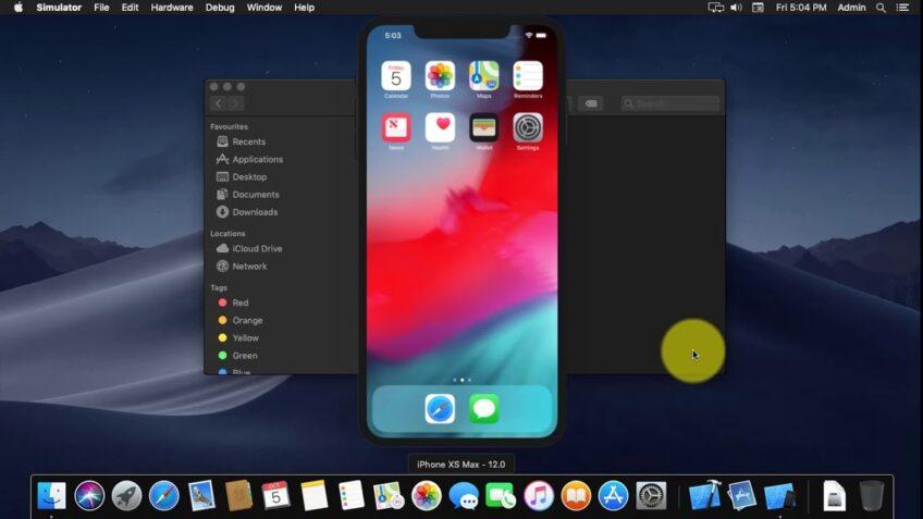 """Apple работает над док-станцией, """"превращающей"""" iPhone в мини-ПК - 1"""