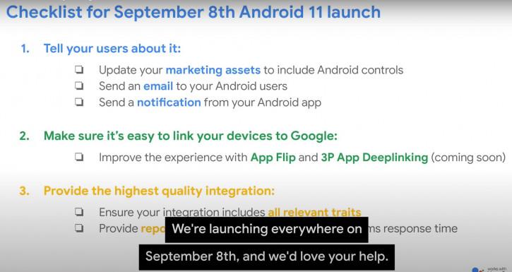 Дата выхода стабильной версии Android 11 – фотографии 2