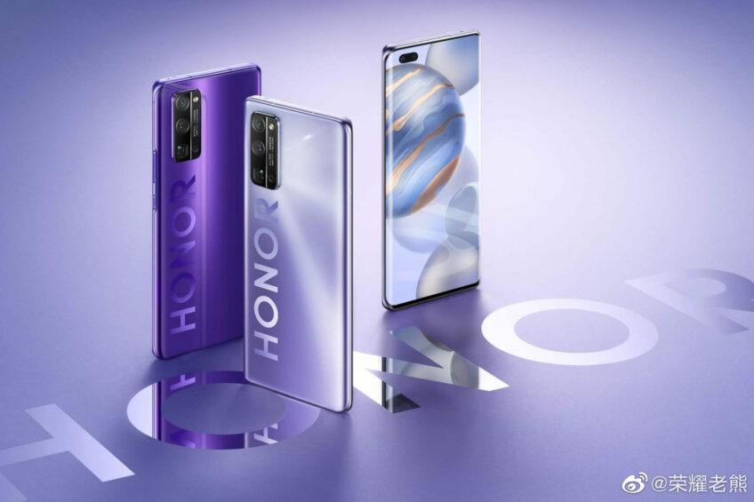 Honor 30 теперь может снимать фото и видео на основную и фронтальную камеру одновременно