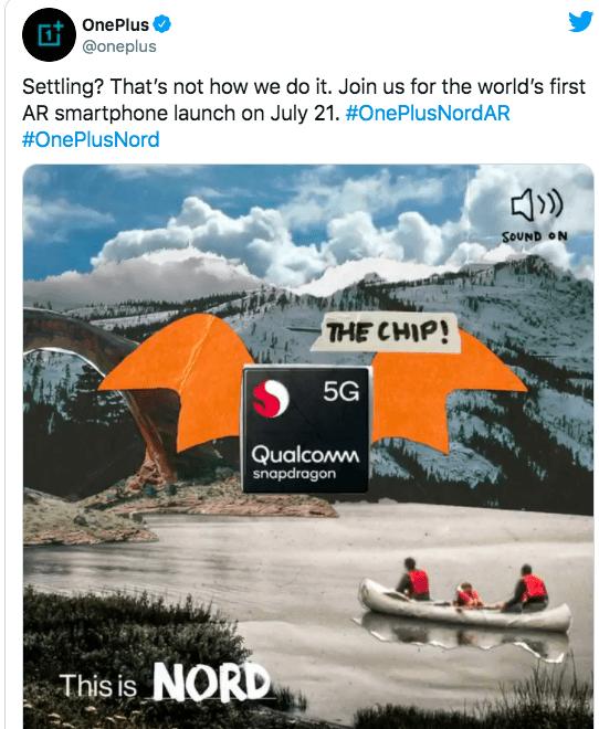 Названа стоимость OnePlus Nord, и она многих может устроить – фотография 1