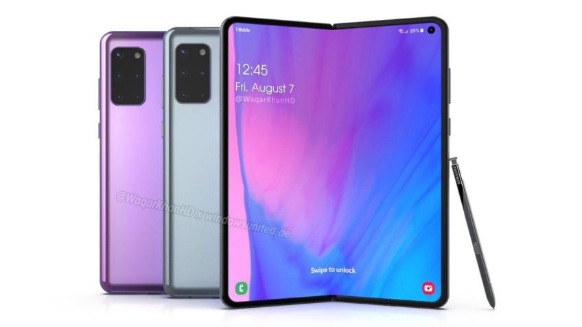 Названо главное отличие Samsung Galaxy Z Fold 2 от предшественника