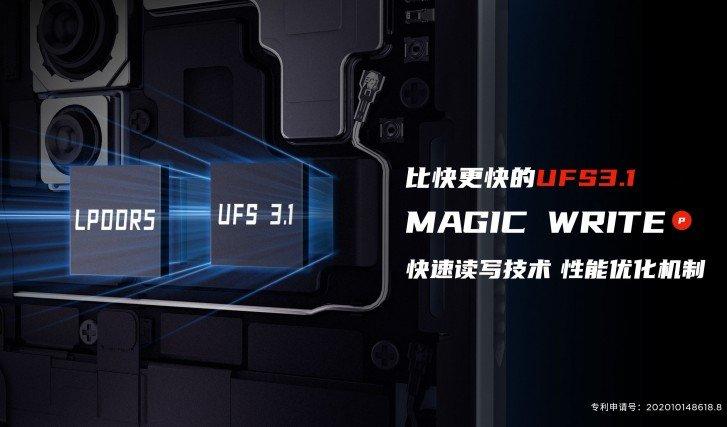 Nubia Red Magic 5S будет еще быстрее, чем Red Magic 5G