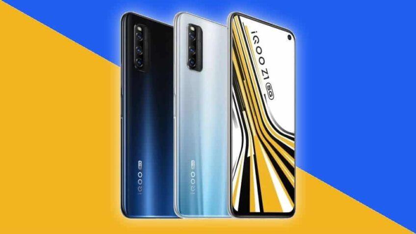 О телефоне iQOO Z1x известно фактически все – фото 1