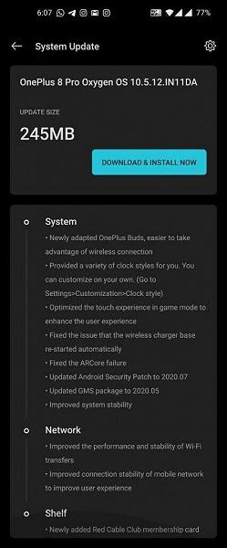 OnePlus удивила пользователей OnePlus 8 и OnePlus 8 Pro. Смартфоны получили поддержку наушников OnePlus Buds до анонса
