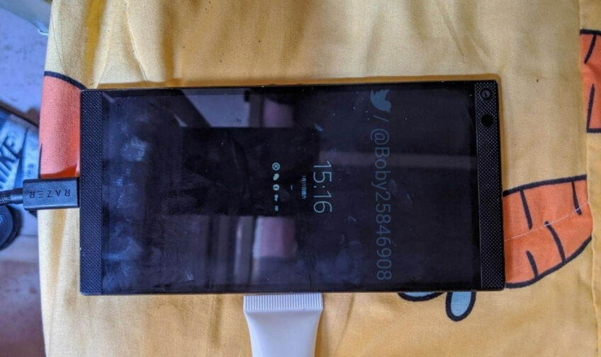Первые фотографии Razer Phone 3